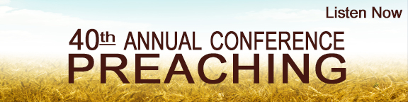 Preaching From The Annual Conference